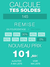 calcule tes soldes iphone