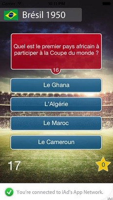 quiz coupe du monde de football