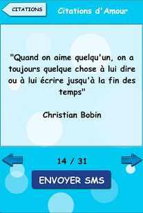 texte sms citation